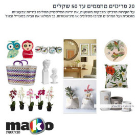 Decorative Peephole Accessories - RDD - Mako