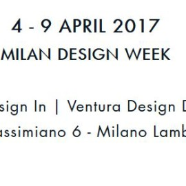 Milano - design week - 2017